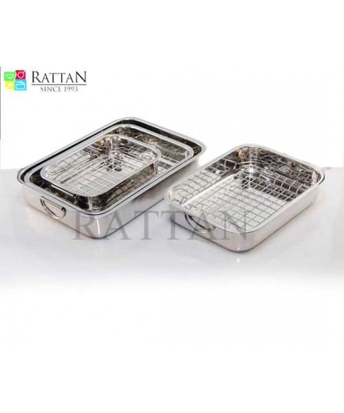 Baking Tray Rectangular