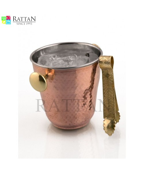 Copper Ice Bucket 500X500