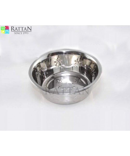Pet Bowl Winside Embossing