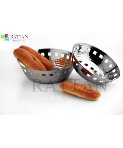 Rattan Bread Basket (2)