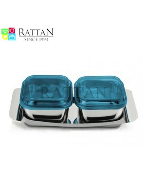 Rattan Dry Fruit Set 2