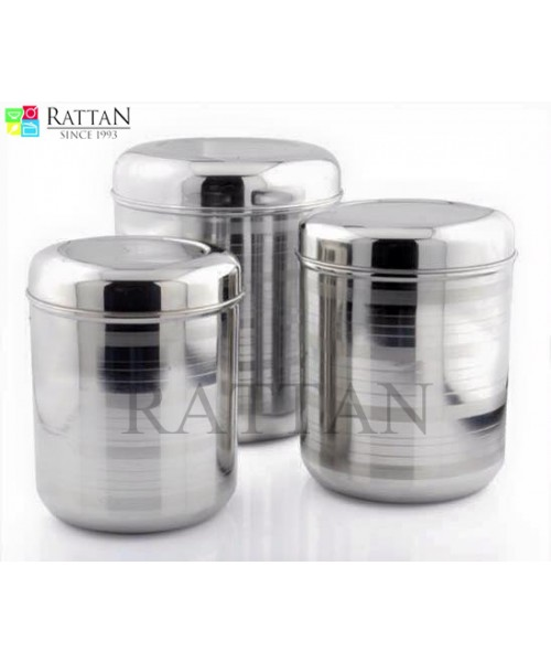 Rattan Regular Conister