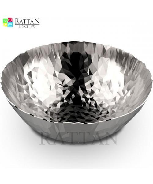 Rattan Salad Bowl