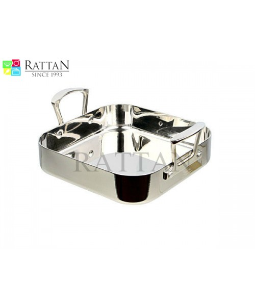 Square Roaster With SS Handle