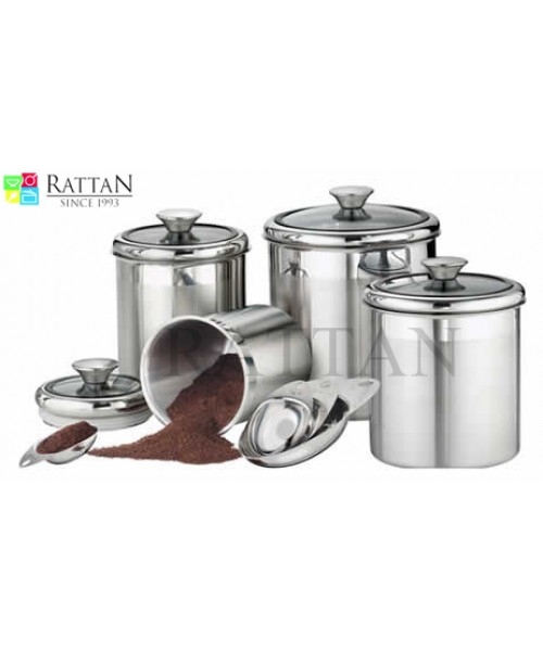 Tramontina Kitchen Canisters
