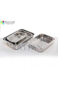 Baking Tray Rectangular