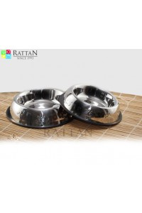 Belly Non Tip Pet Bowls With Anti Skid Ring