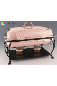 Copper Chaifing Dishes (6)