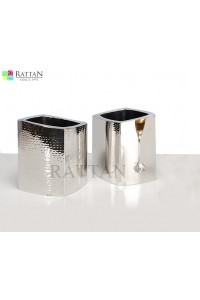 Double Wall Square Wine Bucket