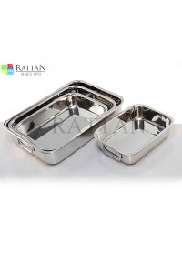 Premium Baking Tray   Rectangular