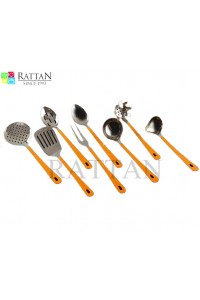 Premium Kitchen Tools W Color Handles