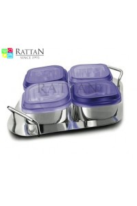 Rattan Dry Fruit Set 4 2