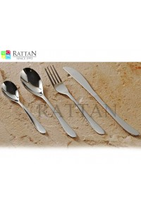 Stainless Steel Spoon Fork Sigma Design