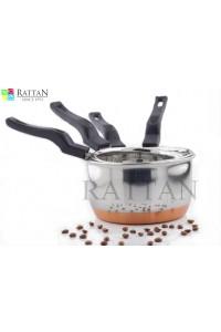 Copper Bottom Sauce Pan