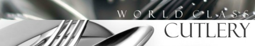 See our World Class Cutlery